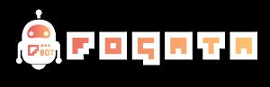 chatbot Logo Fogata Bot sombra